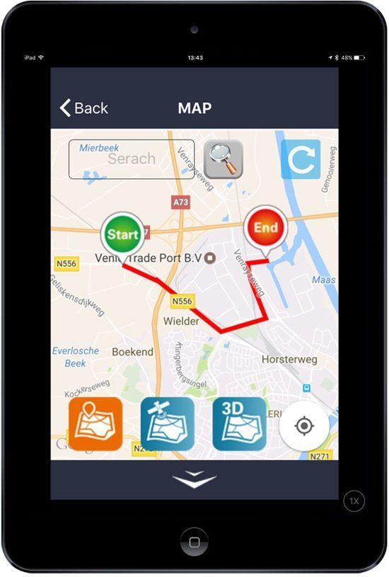 focus fitness ehealth app google maps