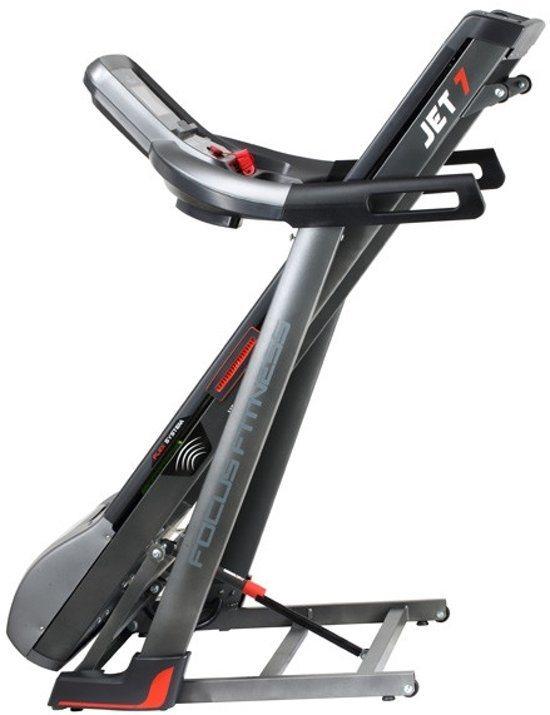 focus fitness jet 7 iplus inklapbare loopband