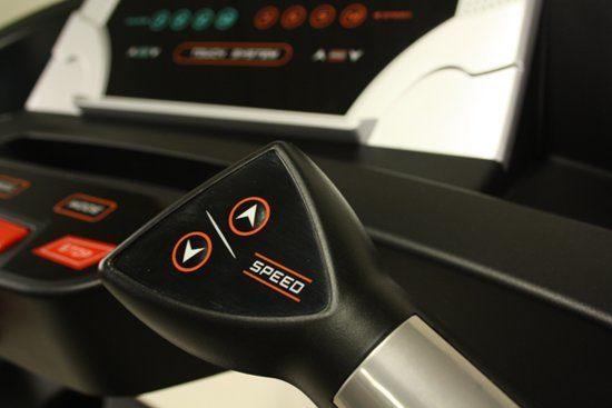 focus fitness jet 9 iplus hartslagsensoren