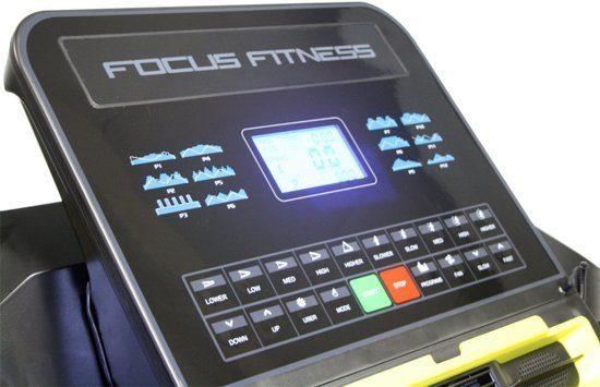 focus fitness senator iplus trainingscomputer